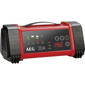 AEG LT20 PS/Th. 97025 Chargeur automatique 12 V, 24 V 2 A, 10 A, 20 A 2 A, 10 A