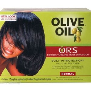 ORS Olive Oil Built-in Protection