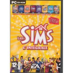 Les Sims L'Intégrale : Triple Deluxe (Les Sims, Ça Vous Change la Vie, Surprise-Partie, En Vacances et l'Éditeur de Sims) + Superstar, Abracadabra, Et Plus si Affinités, Entre Chiens et Chats. [PC]