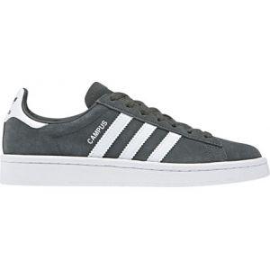 Adidas Campus J W chaussures enfants Femmes gris blanc Gr.35,5 EU