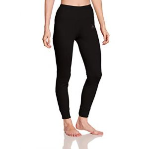 Odlo Collant pour femme, Femme, Noir (Schwarz), pantalon M