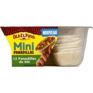 Old el paso Mini Panadillas - La barquette de 12, 145g