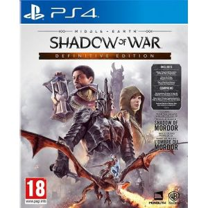 L'Ombre de la Guerre - Definitive Edition [PS4]