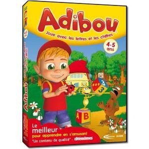 Adibou joue avec les lettres et les chiffres - 2010/2011 [Windows]