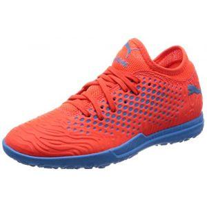 Puma Future 19.4 TT, Chaussures de Football Homme, Rouge