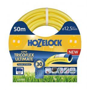 Hozelock Tuyau eau Super Tricoflex -Tuyau Ø 12,5 mm, 25 m Ulitmate