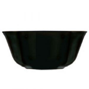 Luminarc Plat Multiusages 12 Cm Carine Noir