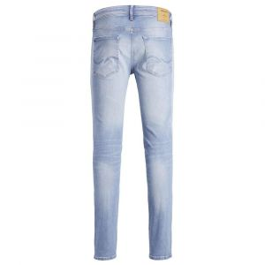 Jack & Jones Intelligence - Jean skinny stretch - Bleu clair