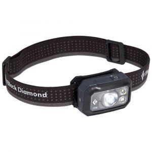 Black Diamond STORM 400 - Lampe frontale graphite