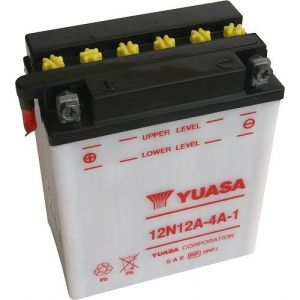 Yuasa Batterie 12N12A-4A-1 L135 x W81 x H161mm