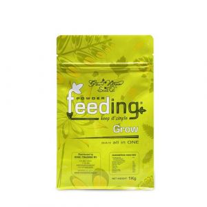 Engrais grow powder feeding 125gr - green house