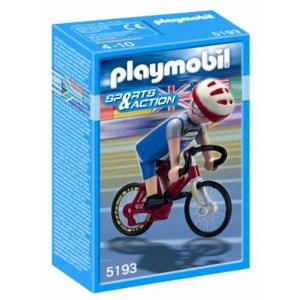 Playmobil 5193 - Coureur cycliste