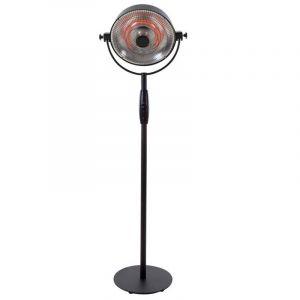 Favex Parasol Chauffant Electrique Retro