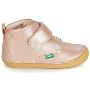 Kickers Boots enfant SABIO rose - Taille 24,25,26,27