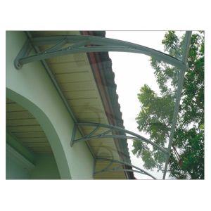 Extension d'auvent Copalina en aluminium 120 x 92,5 cm