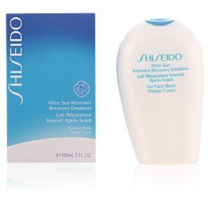 Shiseido Lait réparateur intensif après-soleil visage / corps