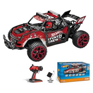 Mondo Motors Hot Wheels Stunt Buggy Radiocommande Echelle 1/18