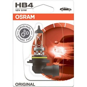 Osram Ampoule HB4 12V 51W blanche