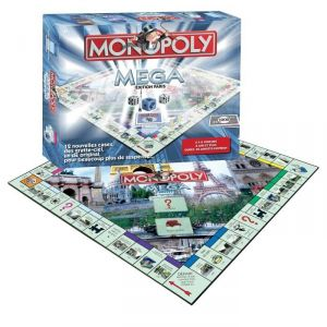 Winning Moves Mega Monopoly 2014