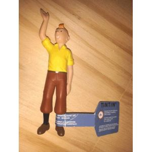 Figurine Tintin (9 cm)