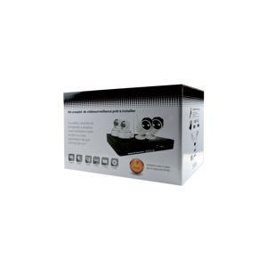 MCL Samar IP-KCN007POE/1T - Kit de vidéosurveillance