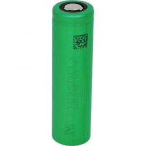 Sony US18650FTC1 Pile rechargeable spéciale 18650 à tête plate LiFePO 4 3.7 V 1100 mAh
