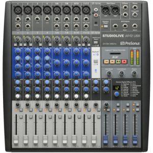 PreSonus StudioLive AR12 USB - Console de mixage