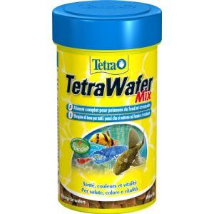 Tetra Wafer Mix - poissons de fond 100 ml