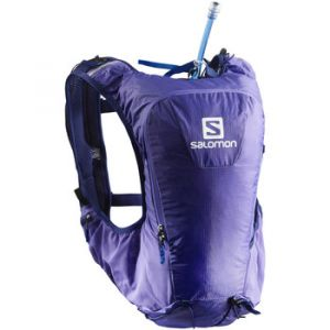 Salomon Skin Pro 10 Set Purple opu/medieval Sacs à dos/ceintures