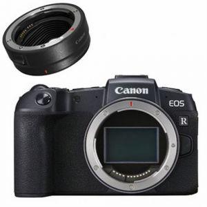 Canon Appareil photo Hybride EOS RP boitier nu + bague