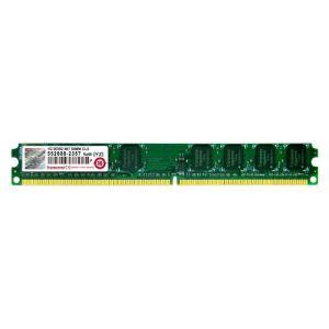 Transcend JM667QLU-1G - Barrette mémoire JetRAM 1 Go DDR2 667 MHz CL5 240 broches