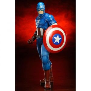 Kotobukiya Statuette - Marvel - Captain America (Avengers Now) 19 cm