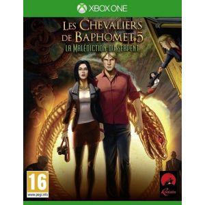 Les Chevaliers de Baphomet : la Malediction du Serpent [XBOX One]