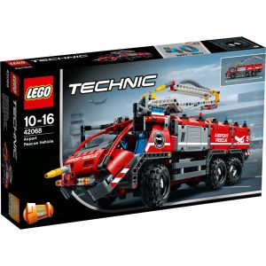 Lego 42068 Technic - Le véhicule de secours de l'aéroport
