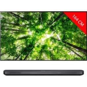 LG OLED65W8 - Téléviseur OLED 164 cm 4K UHD