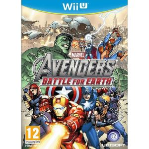 Marvel Avengers : Battle for Earth [Wii U]