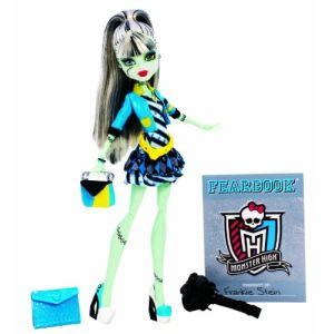 Mattel Monster High Frankie Stein Photo de classe