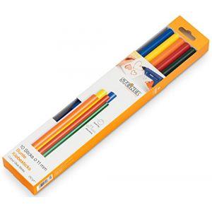 Steinel 6815 Bâtons de colle Color 11 mm