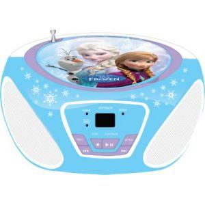 Techtraining 56327-INT - Lecteur CD boombox La Reine des Neiges