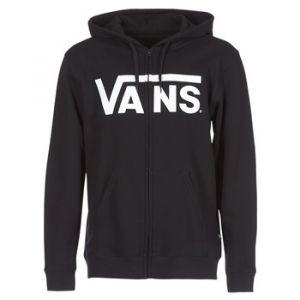 Vans Classic Zip Hoodie, Sweat-Shirt À Capuche Homme, Noir (Black/White), X-Large