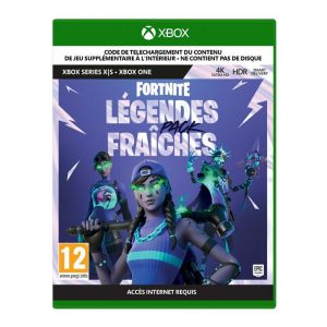 Fortnite Pack Légendes Fraîches (Xbox Series X/One) [Xbox Series X|S]