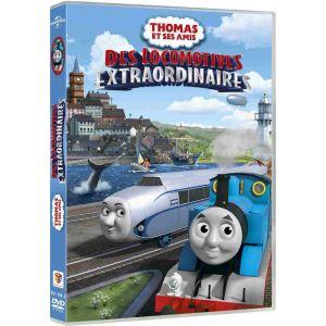Thomas et ses amis - Des locomotives extraordinaires