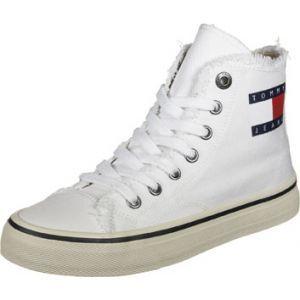 Tommy Jeans Baskets montantes en toile