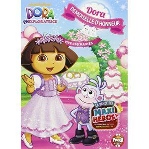 Dora l'exploratrice - Dora demoiselle d'honneur