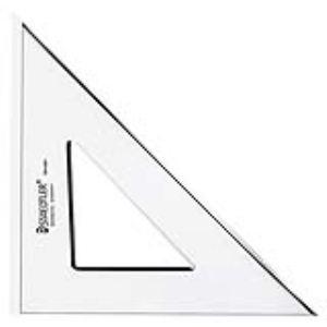 Staedtler Équerre 45° en plexiglas 26 cm