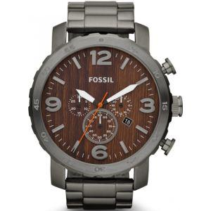 Fossil JR1355 - Montre pour homme Quartz Chronographe Nate