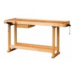 Outifrance Etabli bois 1,50 m + tiroir