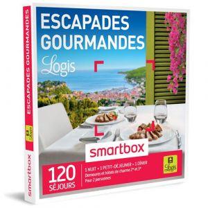 Smartbox Coffret cadeau - Escapades gourmandes