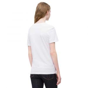 Calvin Klein T-shirt Jeans J20J207878 CORE MONOGRAM blanc - Taille EU M,EU L,EU XL,EU XS