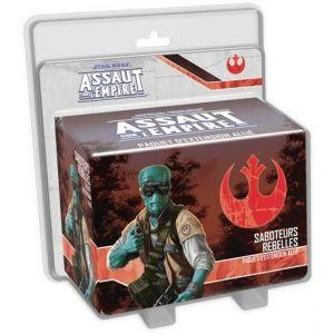 Edge Saboteurs Rebelles l'extension allié : Star Wars Assaut sur L'empire